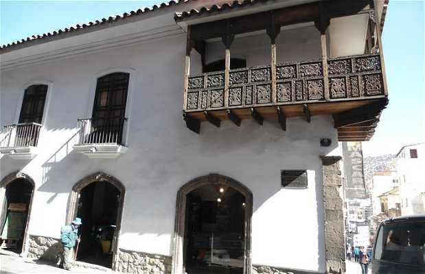 Museo Nacional de etnografia y folklore