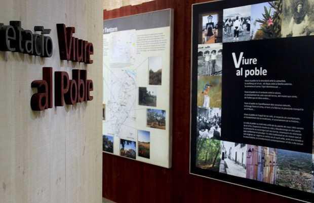 Centro de interpretación Viure al Poble