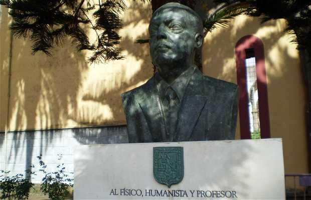Monument to Blas Cabrera Felipe