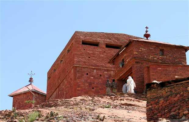 Church of Abreha and Atsheba