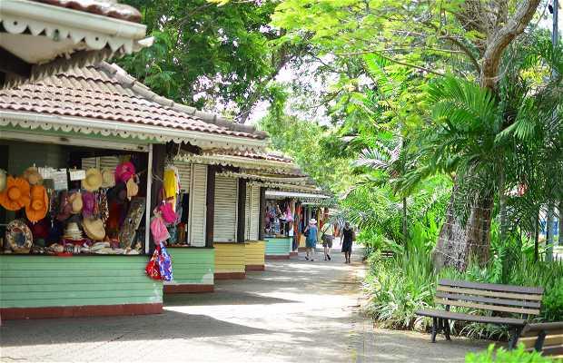 Esplanade Craft Kiosks (SENPA)