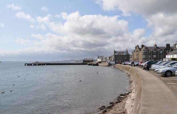 Hotel Broughty Ferry