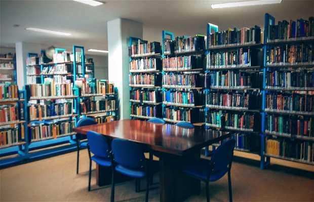 Biblioteca Pública CCA