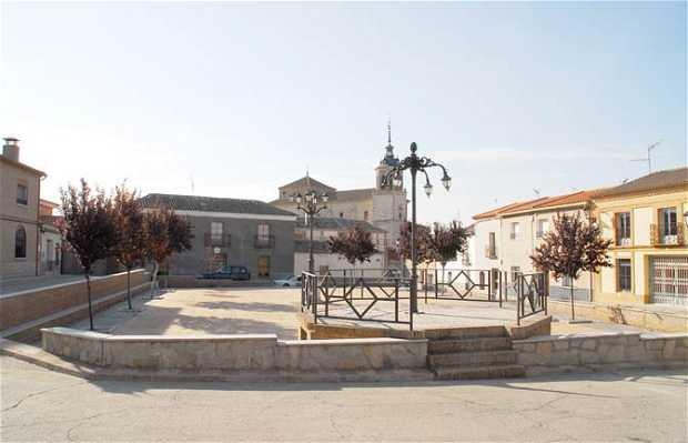 Plaza Cristo Rey
