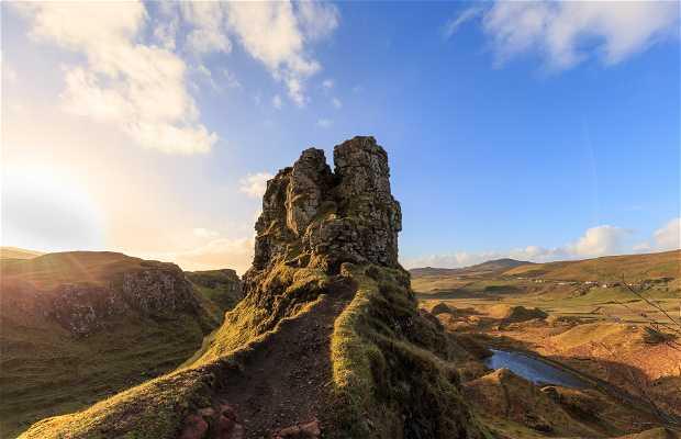 Castle Ewen Fairy Glen