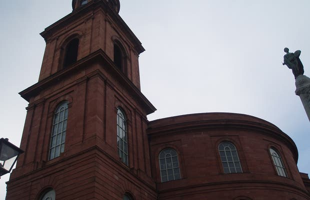 Iglesia de San Pablo (Paulskirche)