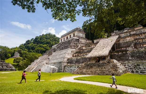 La Zona Archeologica di Palenque