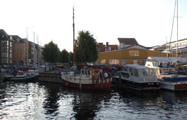 Canal de Christianshavn