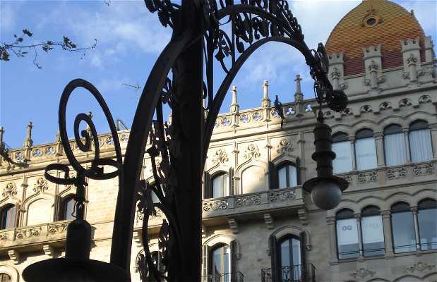 Praça de Cataluña