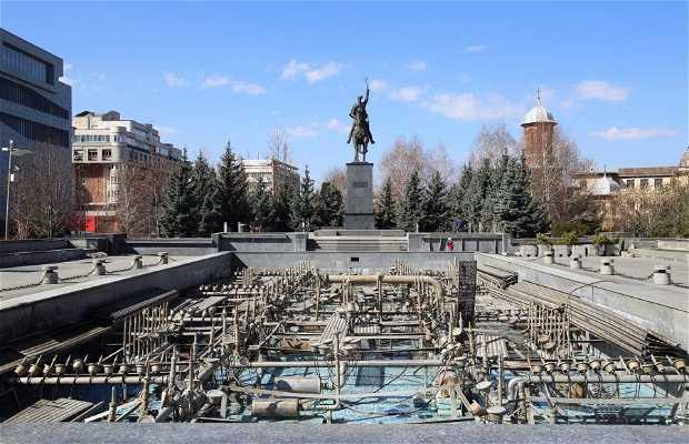 Estatua de Mihai Viteazul