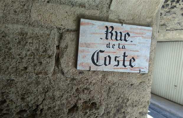 Rue de Lacoste