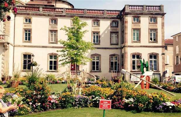 Hotel de ville de Lunéville