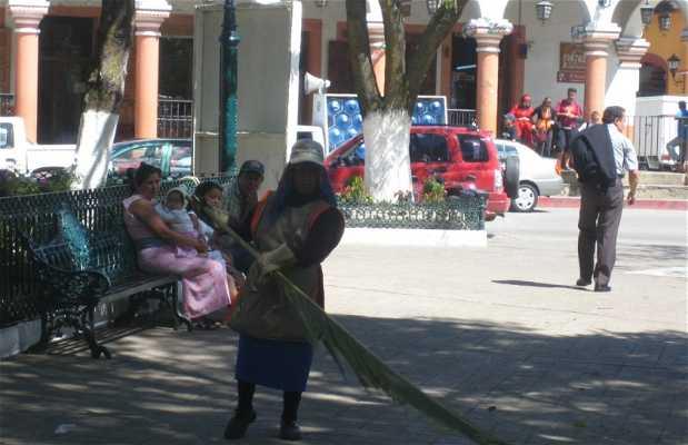 Plaza de los Arcos