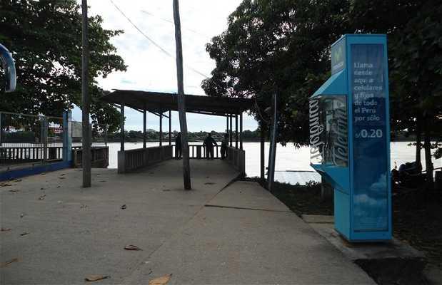 Muelle de Puerto Maldonado