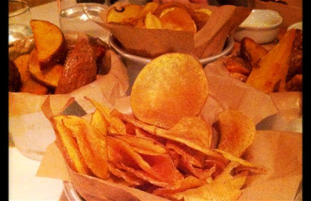 Ham Holy Burger Via Chiana