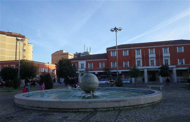 Fontana della Palla