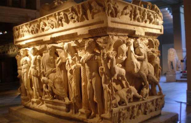 Sarcófagos de la Necrópolis de Sidón
