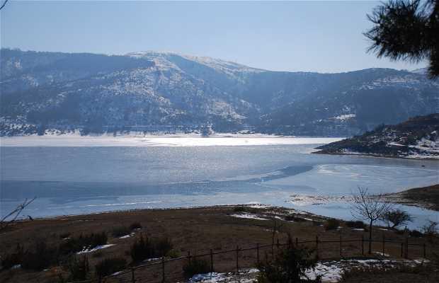 Lago de Campotosto