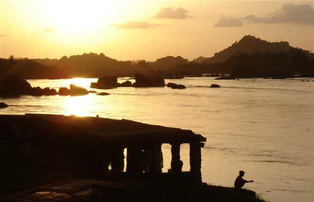 Ruinas de Vijayanâgara
