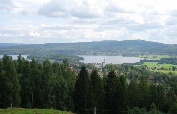 Siljansnäs e Leksand, Svezia
