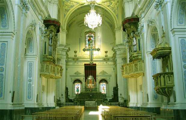 Duomo de Piazza Armerina - Catedral Santa María de la Victoria