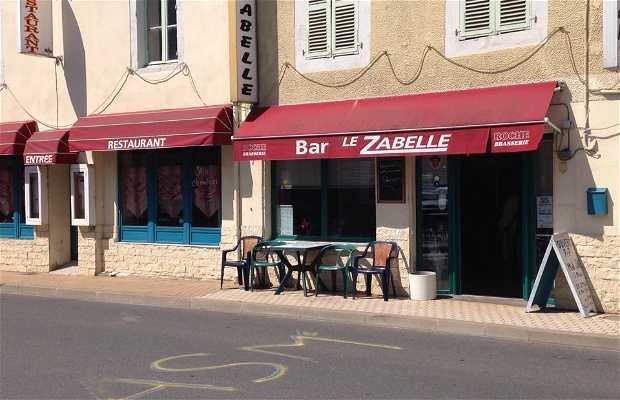 Restaurant Le Zabelle