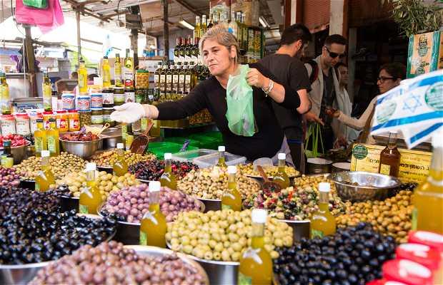 Carmel Market (Shuk Ha'Carmel)