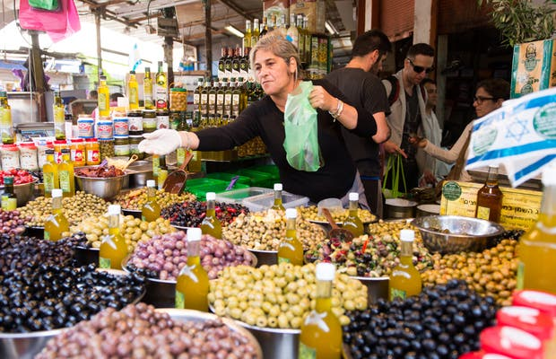 Mercado Carmel