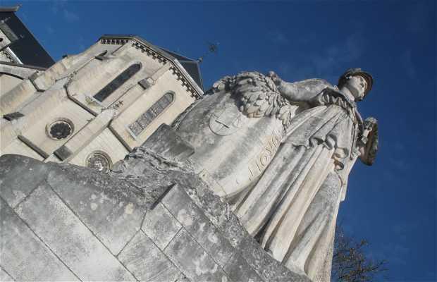 Monumentos de Pau