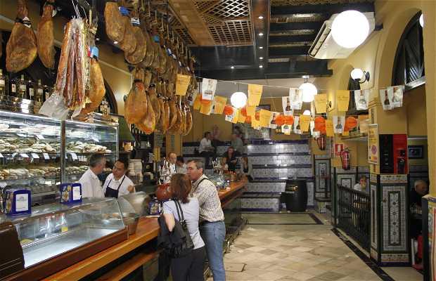 Restaurante Taberna El Patio San Eloy