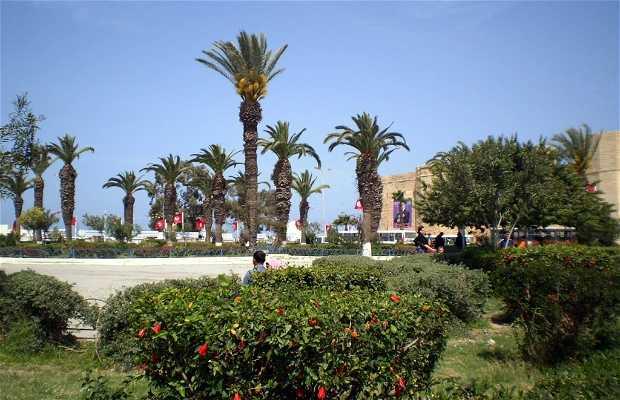 Plaza 7 de Noviembre