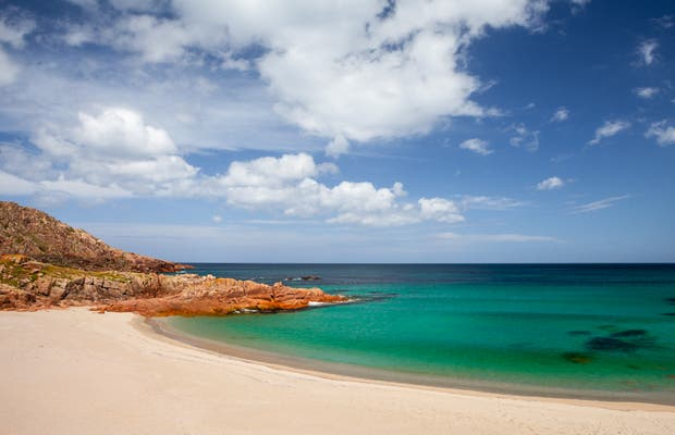 Playa de Pedrosa