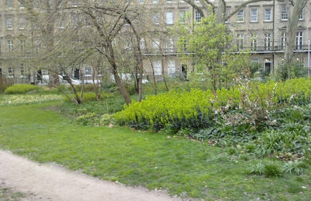 Russel square Garden