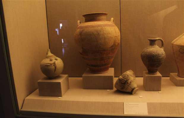 Museu Pré-histórico de Thera