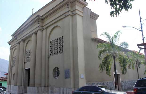 Cathédrale Notre Dame de Copacabana