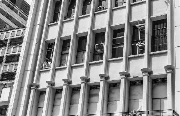 Edificio o Pasaje Zingg