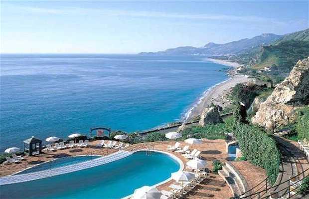 Spiagge di Taormina