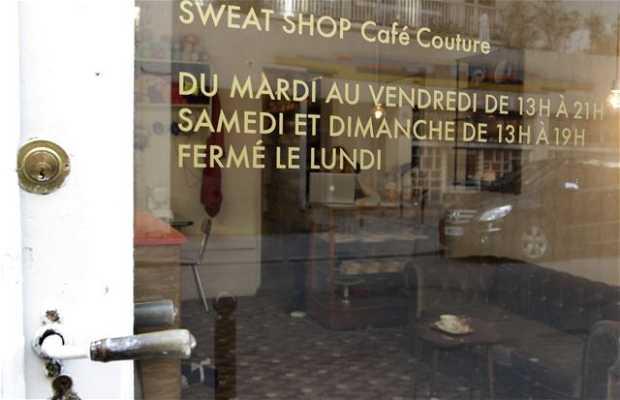 """Sweat Shop """"Café Couture"""""""