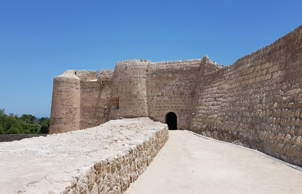 Qal'at al-Bahrain – Antiguo puerto y capital de los Dilmun