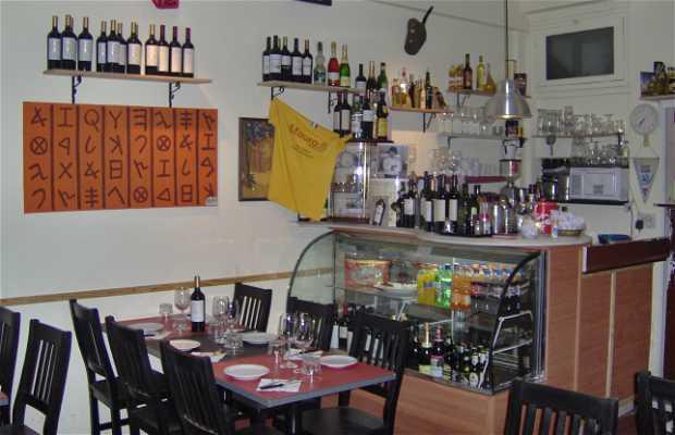 Restaurante italiano Mauro.it