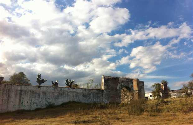 Casco de Hacienda Ixtacuixtla