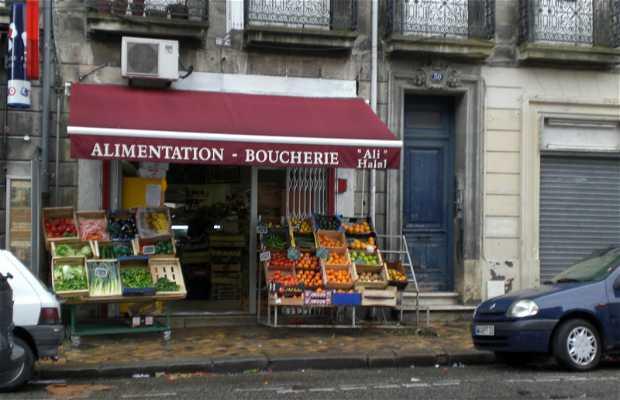 Barrio Saint Michel