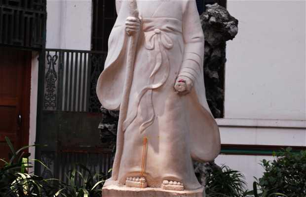 Monument à Dong Po