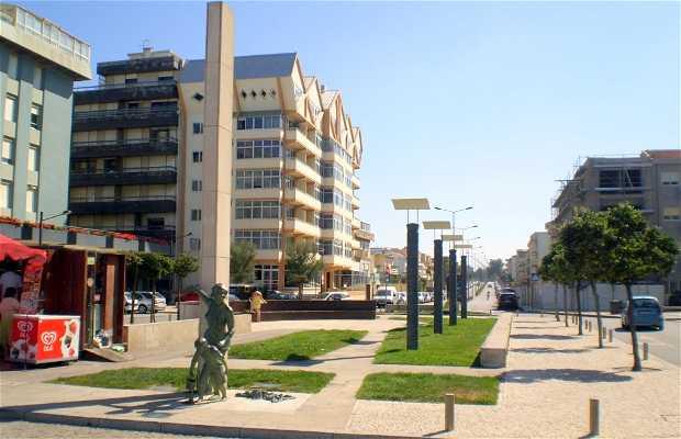 Plaza 5 de Octubre (Praça 5 de Outubro)