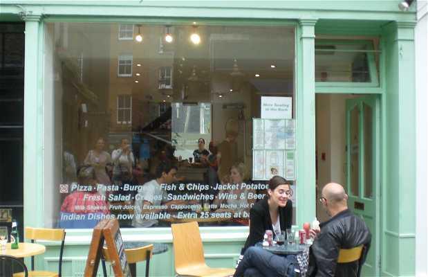 Garden Café and Bar