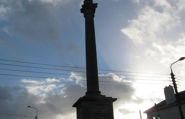 Wellington column