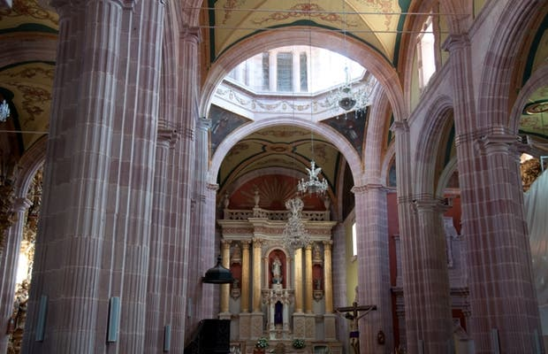 Church of Santo Domingo (Iglesia de Santo Domingo)