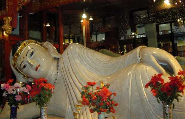 Templo do Buda de Jade