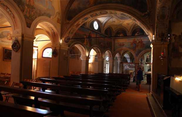 Ermita de Sainte Catherine du Rocher