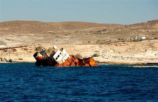 Crucero alrededor de Milos
